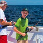 Deep sea fishing in Destin, FL
