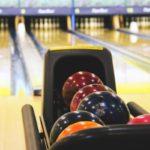 Destin, FL, bowling alley lanes