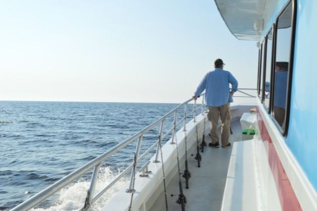 Destin nearshore fishing charter