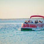 boating in Destin, FL