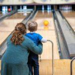 child-friendly bowling in Destin, FL