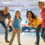 family-friendly bowling in Destin, Florida