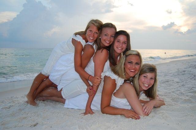 family fun photo shoot in Destin Florida