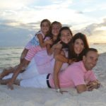 family memories captured with beach photography in Destin-FWB