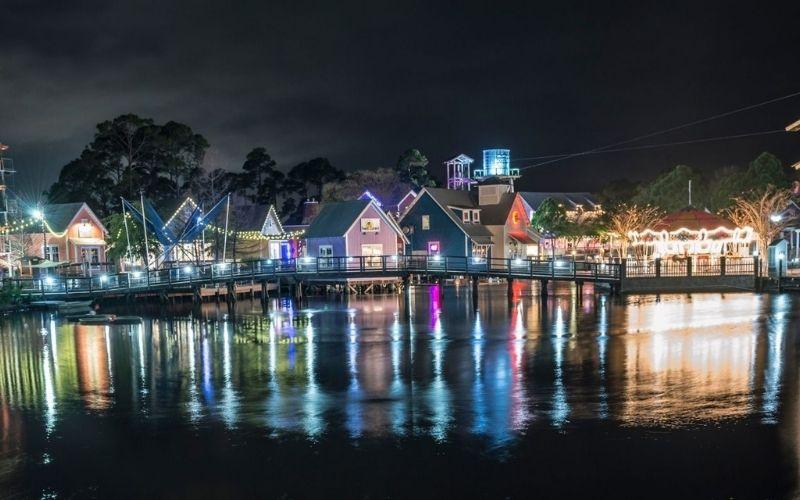 Baytowne Wharf in Destin-FWB