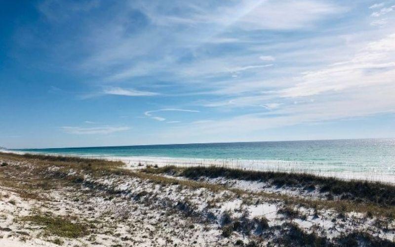 Beaches in Destin-FWB