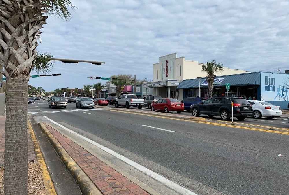 Downtown Fort Walton Beach, FL
