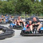 family fun at The Track in Destin