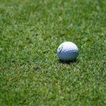 golf ball at the Baytown Golf Challenge