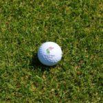 golf ball form the Golf Garden of Destin