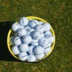 golf balls from the Baytown Golf Challenge