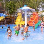 kiddie pool at Big Kahuna's Water Park