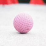mini golf golf ball