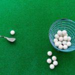 practice round at Golf Garden of Destin