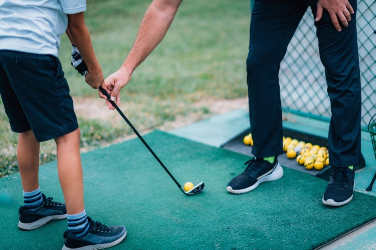 professional instruction at Golf Garden of Destin