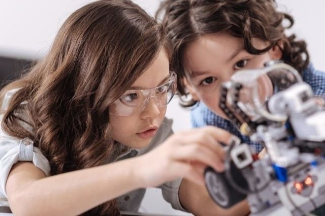 robotics at the Emerald Coast Science Center
