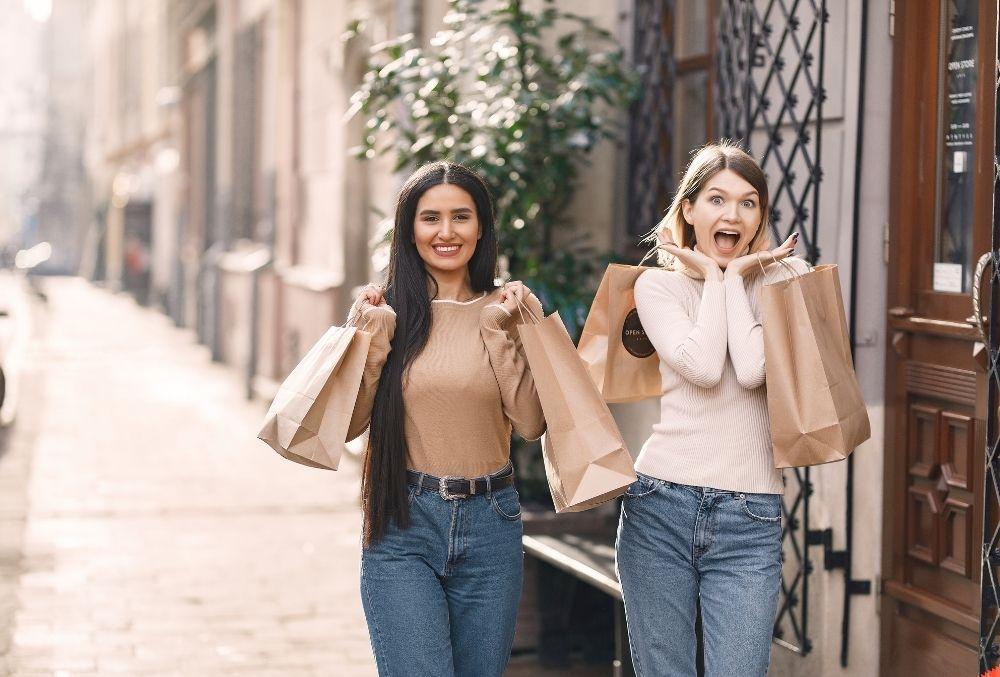 shopping in Destin-FWB